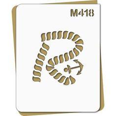 Pochoir m418