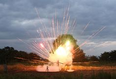 british inventor colin furze has crafted a 'safety suit' from steel, which is capable of withstanding the heat and pressure of a fireworks display. Colin Furze, British Inventors, Fireworks, Body, Art Projects, Fair Grounds, Display, Steel, Suits