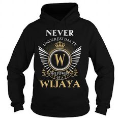 Personalised T-shirts It's a WIJAYA Thing