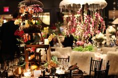 VERANDA is proud sponsor  of  The New York Botanical Garden's annual Orchid Dinner, one of the most anticipated events on the New York winter social schedule.   - Veranda.com