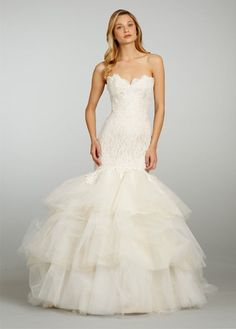 Jim Hjelm Couture Wedding Dresses and Bridal Gowns   New York