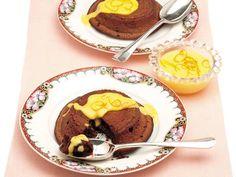 Tortine morbide al cioccolato