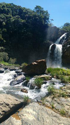 Cachoeira Fecho da Serra Capitolio-MG