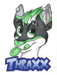 My Sexy Roo Thraxx Art by Andrew Lord Fenrir