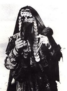 Bedouin Woman. Israel