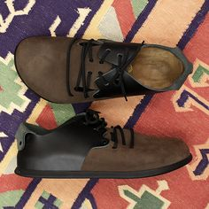 avshop:  Bought these Birks today. That Japan only release from like 2010. Finally found some in my size. Thanks Rakuten.  This picture was yanked from New High Mart's site. They have an awesome shop in LA with lots of hard to get in the US menswear goodies.