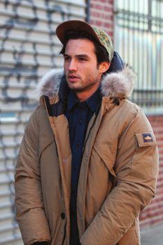 #fashion #men #winter #outfit