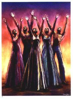 238 Best Black Spiritual Art images | Religious quotes ...