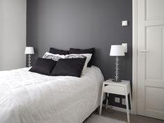 Sisustus ja Sepustus -blogin Soile maalasi makuuhuoneensa uuteen uskoon…