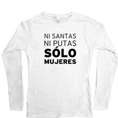 Solo Mujeres -- Women's Long-Sleeve