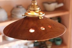 サクラの木のランプシェード   iichi(いいち)  ハンドメイド・クラフト・手仕事品の販売・購入