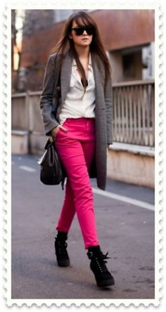 Colored skinnies!