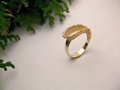 Golden Serenity fantasy ring www.olinkastyle.nl