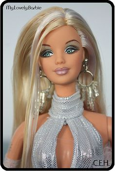 2002 Gone Platinum™ Barbie® - Diva Collection
