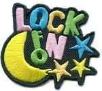 Lock-In Fun Patch only $.79 or less!