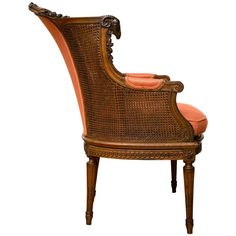 Buy online, view images and see past prices for Late Victorian Caned Mahogany Library Chair in the Adam Style. Invaluable is the world's largest marketplace for art, antiques, and collectibles. Art Furniture, Modern Furniture, Furniture Design, Luxury Furniture, Small Grey Bedroom, Library Chair, Georgian Furniture, Modern Armchair, Chairs For Sale