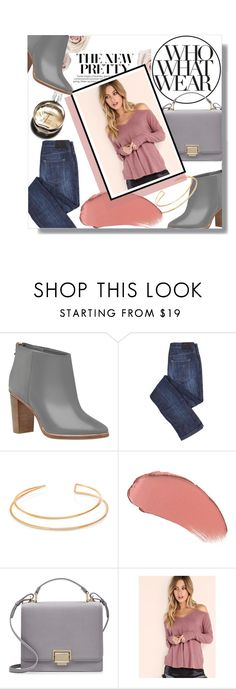 """""""♢PINK PASSION♢"""" by tamsy13 ❤ liked on Polyvore featuring Ted Baker, BERRICLE, Smythson, Who What Wear and Chanel"""