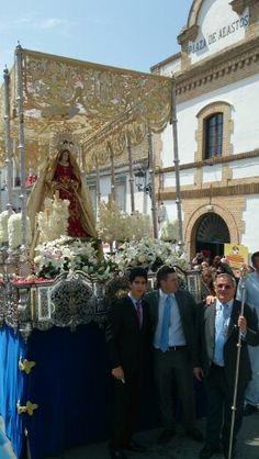 Caoataz y Hno. Mayor Resucitado Villamartín año 2015