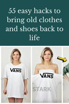 Whether you're trying to buy fewer clothes to save some money or to stick to a more minimalist lifestyle, keeping the clothes you already have in top shape is a great way to achieve either goal. Acid Wash Shirt, Old Shirts, Old Clothes, Minimalist Lifestyle, Modern Interiors, Designer Swimwear, Interior Design Services, Design Firms, Casual Dresses For Women