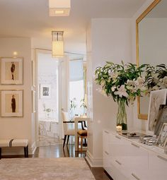 Victoria Hagan Dressing Room Architectural Digest December 2010