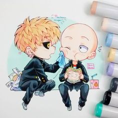 Get your favorite One Punch Man Saitama collectibles only here in RykaMall - your toy store. Other One Punch man characters are available here as well. Saitama One Punch Man, One Punch Man Anime, Anime Chibi, Kawaii Anime, Anime Art, Kawaii Chibi, Cd Drama, Genos X Saitama, Saitama Sensei