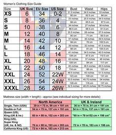 Myway Faizan Jafri Size Charts