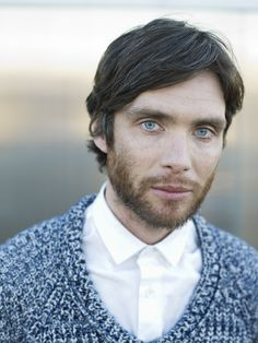 Cillian Murphy-I wouldn't normally think he was attractive, but he looks great, and his eyes are amazing Bald Men With Beards, Bald With Beard, Black Men Beards, Red Beard, Ginger Beard, Short Hair With Beard, Mens Hairstyles With Beard, Haircuts For Men, Beard Styles For Men