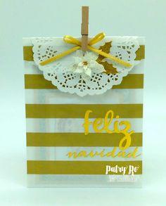 "Patsy's Scrapbooking: Blog Hop: ""Navidad en Latina Crafter""."