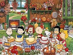 Peanuts Baking