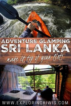 An easy drive from Colombo you'll find Borderlands, an all-inclusive Sri Lankan adventure camp in Kitulgala, the adrenalin-sports capital of the country.  We normally recoil at the word 'all-inclusive' when it comes to our travels but not this time!  Find