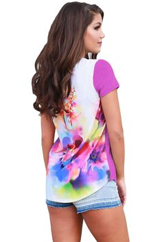 Try latest Chicloth Floral W.... http://chicloth.com/products/chicloth-floral-wonderland-orchid-short-sleeve-shirt?utm_campaign=social_autopilot&utm_source=pin&utm_medium=pin