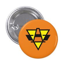 Put a pin in it with a Pylon button at Zazzle! Button pins that really stand out with thousands of designs to pick from. Create easy make buttons & pins today! How To Make Buttons, Hockey Teams, Team Logo, Are You The One