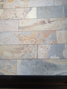 Slatey Ochre Edimax From Kate Lo Tile For The Foyer
