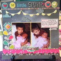 """""""Little Sister"""" layout"""