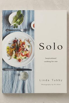 Anthropologie EU Solo: Inspirational Cooking For One Menue Design, Food Graphic Design, Food Menu Design, Food Poster Design, Restaurant Menu Design, Restaurant Identity, Restaurant Restaurant, Cookbook Cover Design, Recipe Book Design