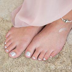 fabnailsbyshay.jamberry.com Loving Jamberry Pedicures! #love #pedicure #jamberry #nailwraps #fabnailsbyshay