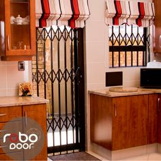 """Burglar Bars for Windows at Affordable Prices    We pride ourselves in the most suitable and durable burglar bars for your home and business. If you are looking for serious Burglar Proofing for your property at highest standards then our Burglar Bars are the perfect solution. Robo Door offers fixed Burglar Bars as well as retractable. If you are a """"DIY NUTSMAN GUY"""" you could attempt to fit the door yourself, and save a couple of bucks"""