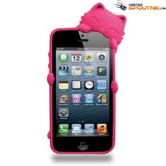 Coque pour iPhone 4 - Chat !