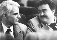 Steve Martin & John Candy Planes Trains and Automobiles