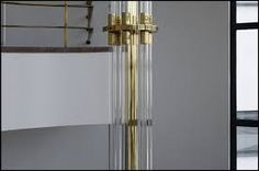 Stairwell lighting - IG Metall