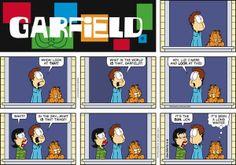 Garfield for 3/9/2014