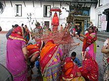Holi: Hindu Festival of Color, Nepal