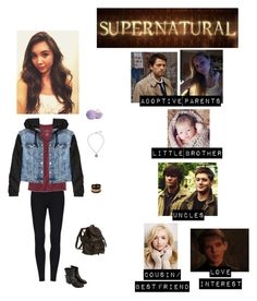 Supernatural: Amelia Donovan-Winchester (Read the d! Movie Outfits, Tv Show Outfits, Character Inspired Outfits, Fandom Outfits, Themed Outfits, Baddie Outfits Casual, Cute Casual Outfits, Pretty Outfits, Girls Fashion Clothes
