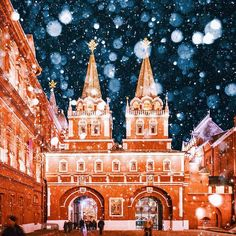 Moscow city is the capital and the largest city in Russia; not only known as the capital of the land of the birch, Moscow stands at the crossroads between the ancient the modern, between peaceful existence and the bustle of city life.  The winter in Moscow might be bitterly cold but it's also be magical – especially if you see it through the eyes of photographer Kristina Makeeva. She was able to capture the city as if it were a winter wonderland.