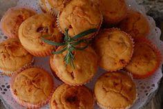 Bakemester Snipp: Chorizo - tapas muffins