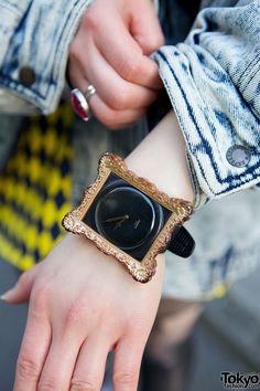 Jeremy Scot Swatch Watch