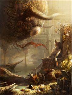 Dream Devil by tahra.deviantart.com on @deviantART
