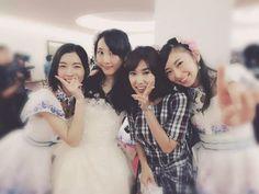 Matsui Jurina & Matsui Rena & Oya Masana & Sato Mieko