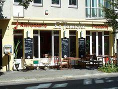 Ristorante La Famiglia in der Pistoriusstr. 2 in Berlin Weissensee. Bewertungen dazu findest du hier: http://www.golocal.de/berlin/italienische-restaurants/ristorante-la-famiglia-pizzeria-YUAc3/fotos/