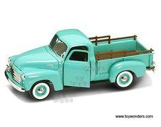 92648gn Yatming - Gmc Pick-up Truck (1950, 1:18, Green) 92648 Diecast Car Model Auto Vehicle Die Cast Metal Iron Toy Transport carautoveh,http://www.amazon.com/dp/B00DAOFNNC/ref=cm_sw_r_pi_dp_VfaFsb1XYBATB5KQ